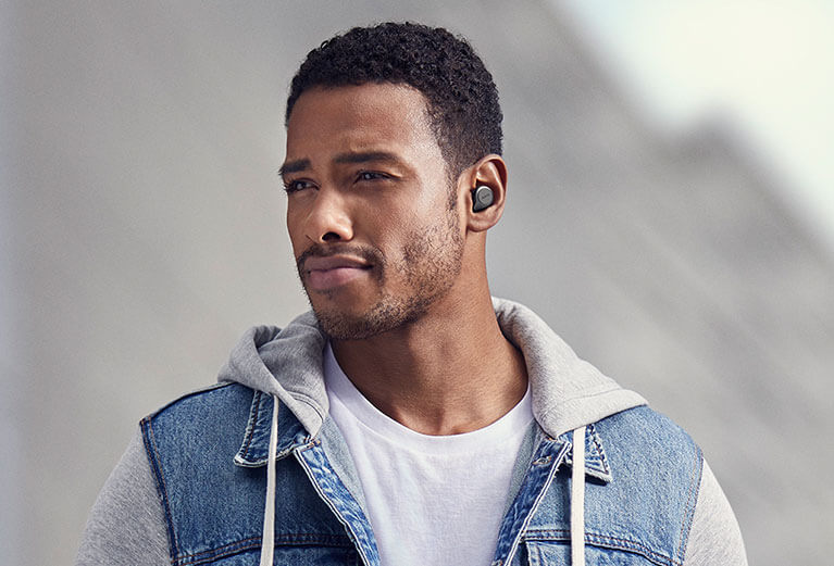 True Wireless Earbuds For Office Calls Music Sport Jabra