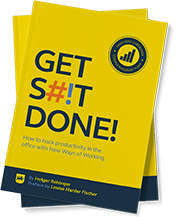 Get S#!T Done book cover