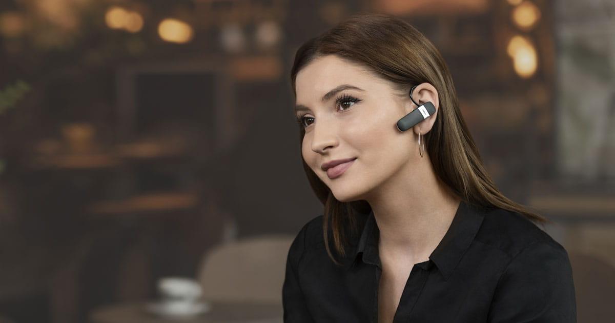 Jabra Talk 15 Mono Bluetooth Headphones