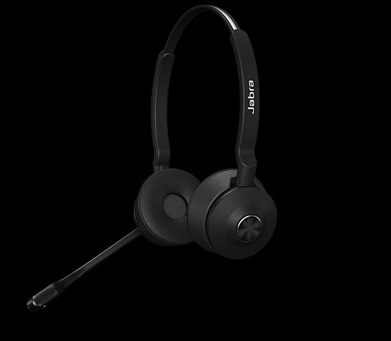 Jabra Engage 65 Stereo And Mono Professional Wireless Headset