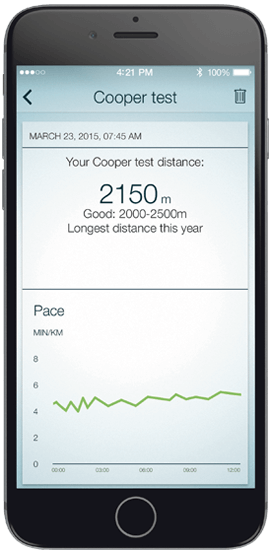 Sport Life app plan, track and analyze your cross training workouts - Measure your fitness level tests