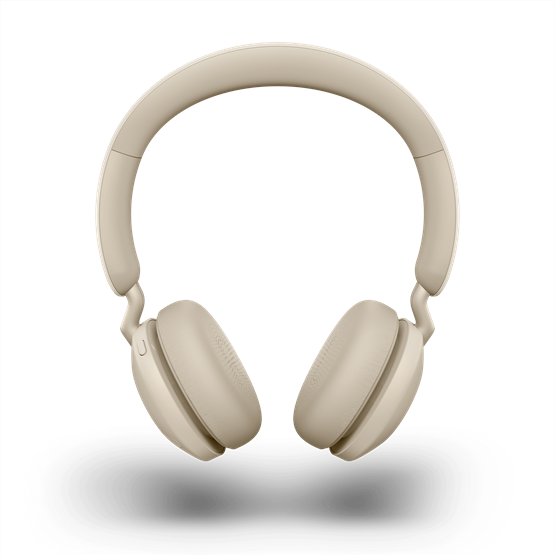 Jabra Elite 85h Gold Beige