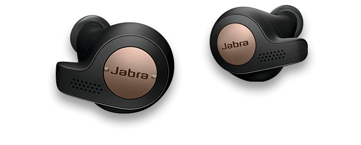 Jabra Elite Active 65t Copper Black