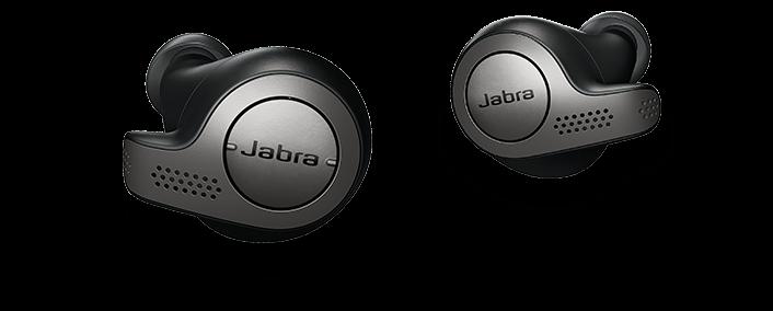 True Wireless Earbuds For Calls Music Jabra Elite 65t