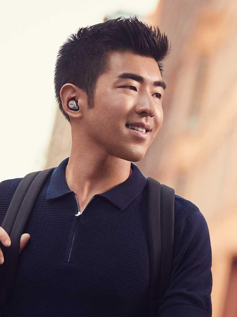 True Wireless Earbuds For Great Calls Music Jabra Elite 75t