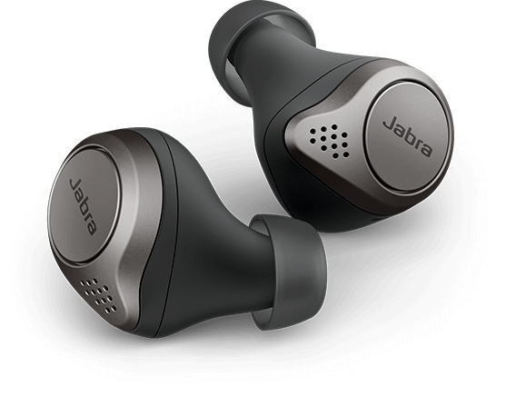 True Wireless Earbuds For Great Calls Music Jabra Elite 75t
