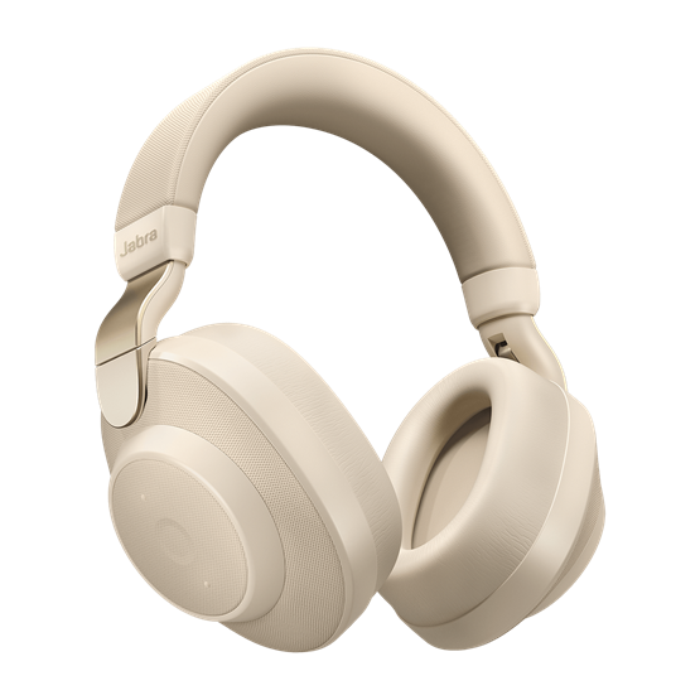 Wireless Noise Cancelling Headphones With Smartsound Jabra Elite 85h