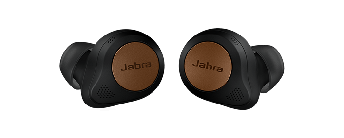 Jabra Elite 85t Copper Black