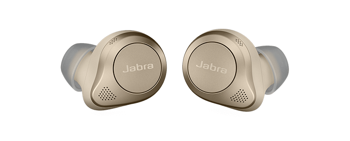Jabra Elite 85t Gold Beige