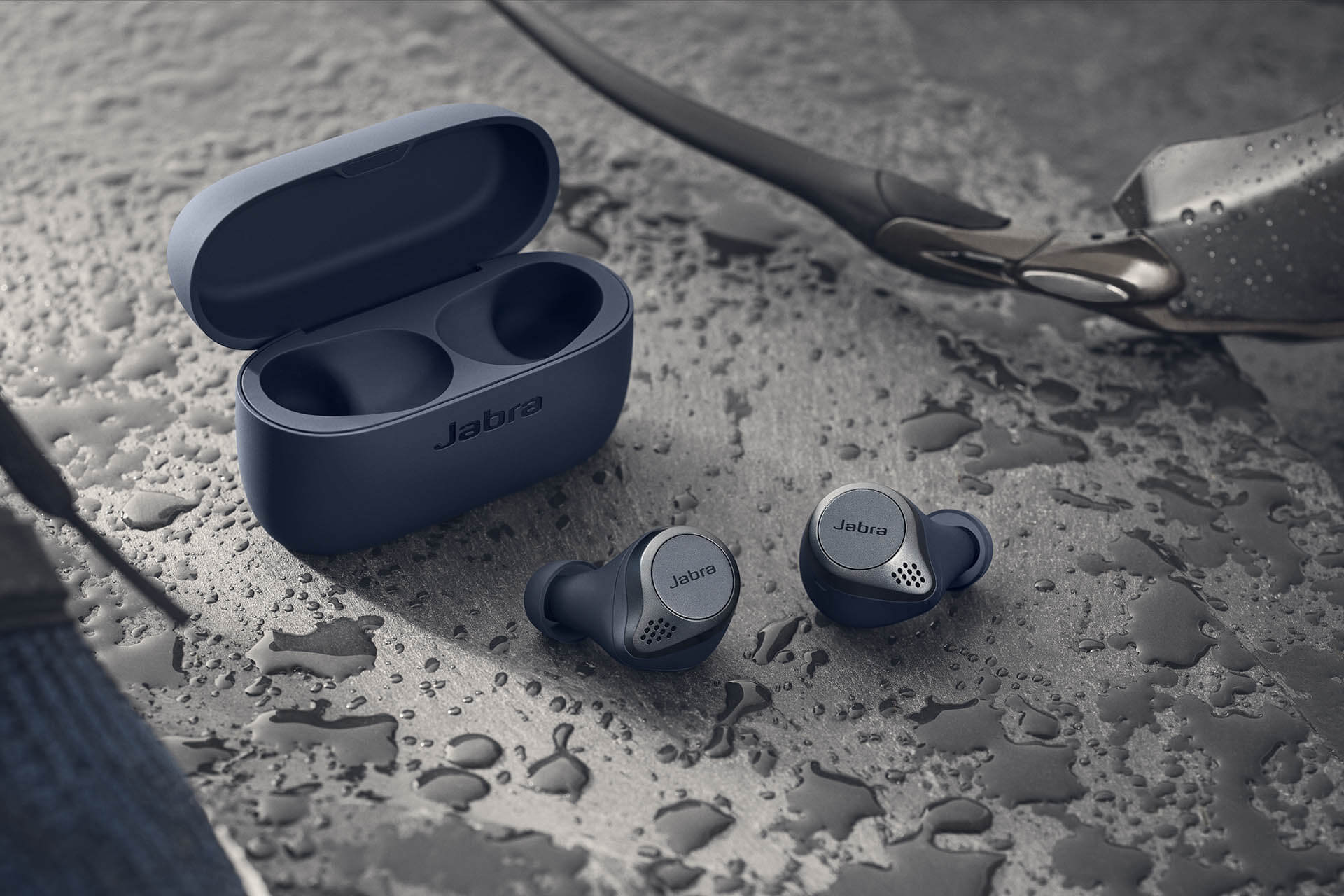 True Wireless Earbuds For Running Exercise Sport Jabra Elite Active 75t