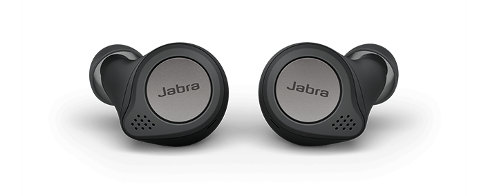 Jabra Elite Active 75t Titanium Black