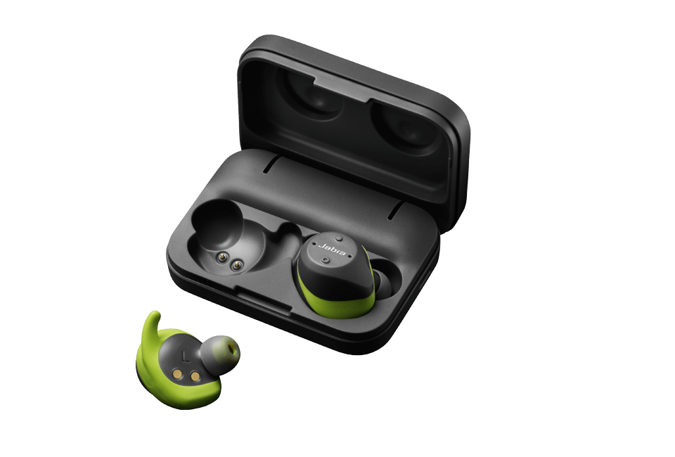 Jabra Elite Sport (Lime Gray)