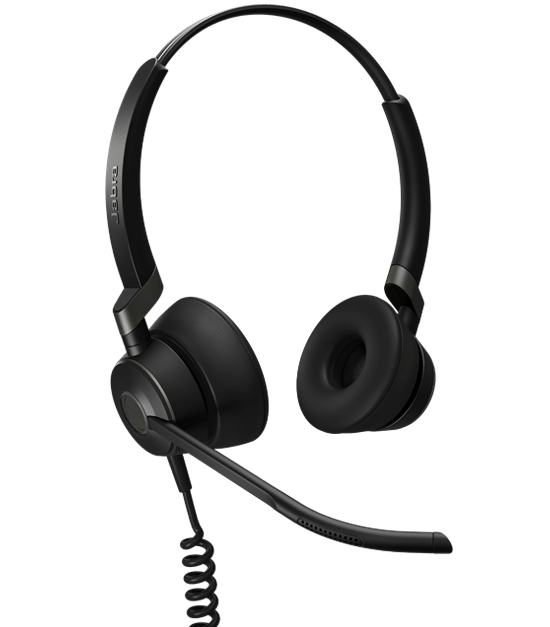 wireless headsets and headphones office and contact center