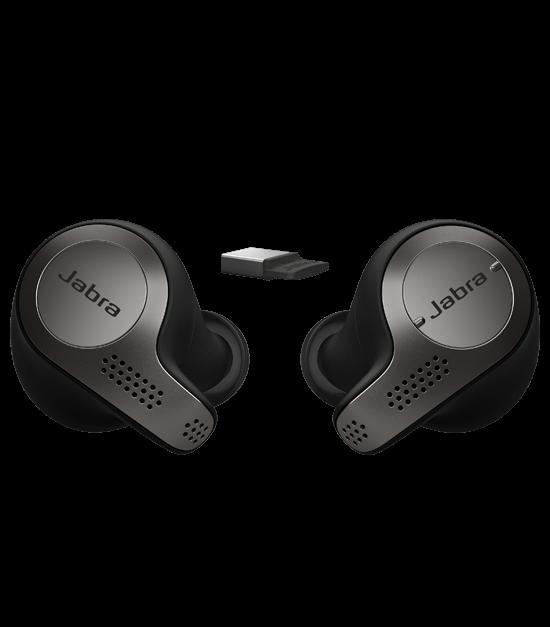 Jabra Evolve 65 Uc Mono Wireless Headset With Jabra Link: Jabra Evolve 65t