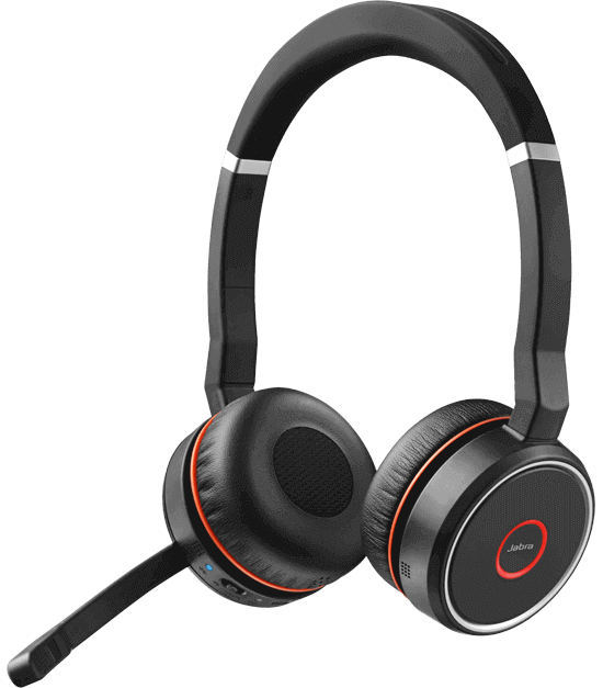 Jabra Evolve 75 Side
