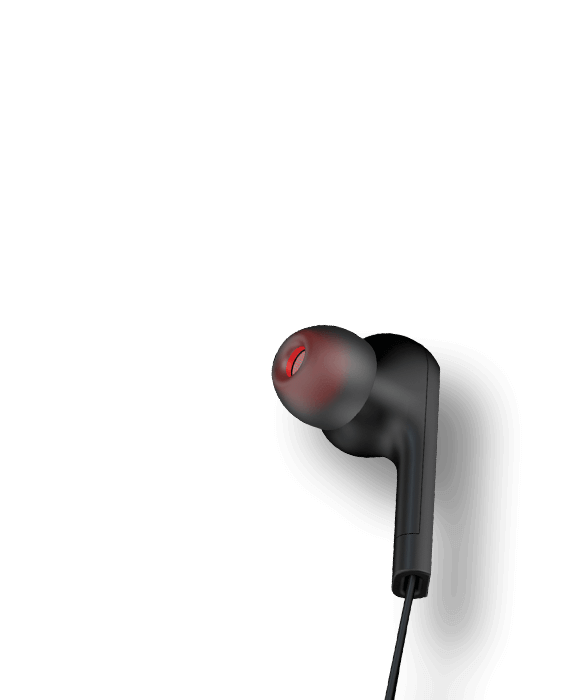 Black Halo Smart earbud