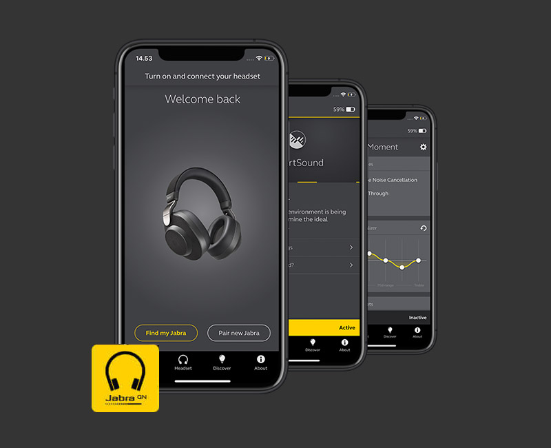 Further Enhance Your Jabra Headphones Get The Jabra Sound App