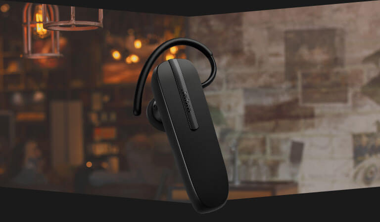 Jabra Talk 5 Mono Bluetooth Headphones