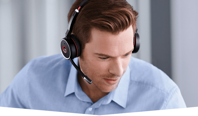 Headsets With Microphones Jabra