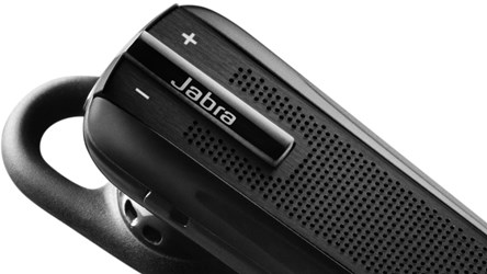 Jabra EXTREME for PC close up of top at an angle