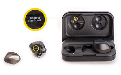 Jabra Elite Sport Jabra Support