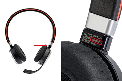 Jabra Evolve 65 Support