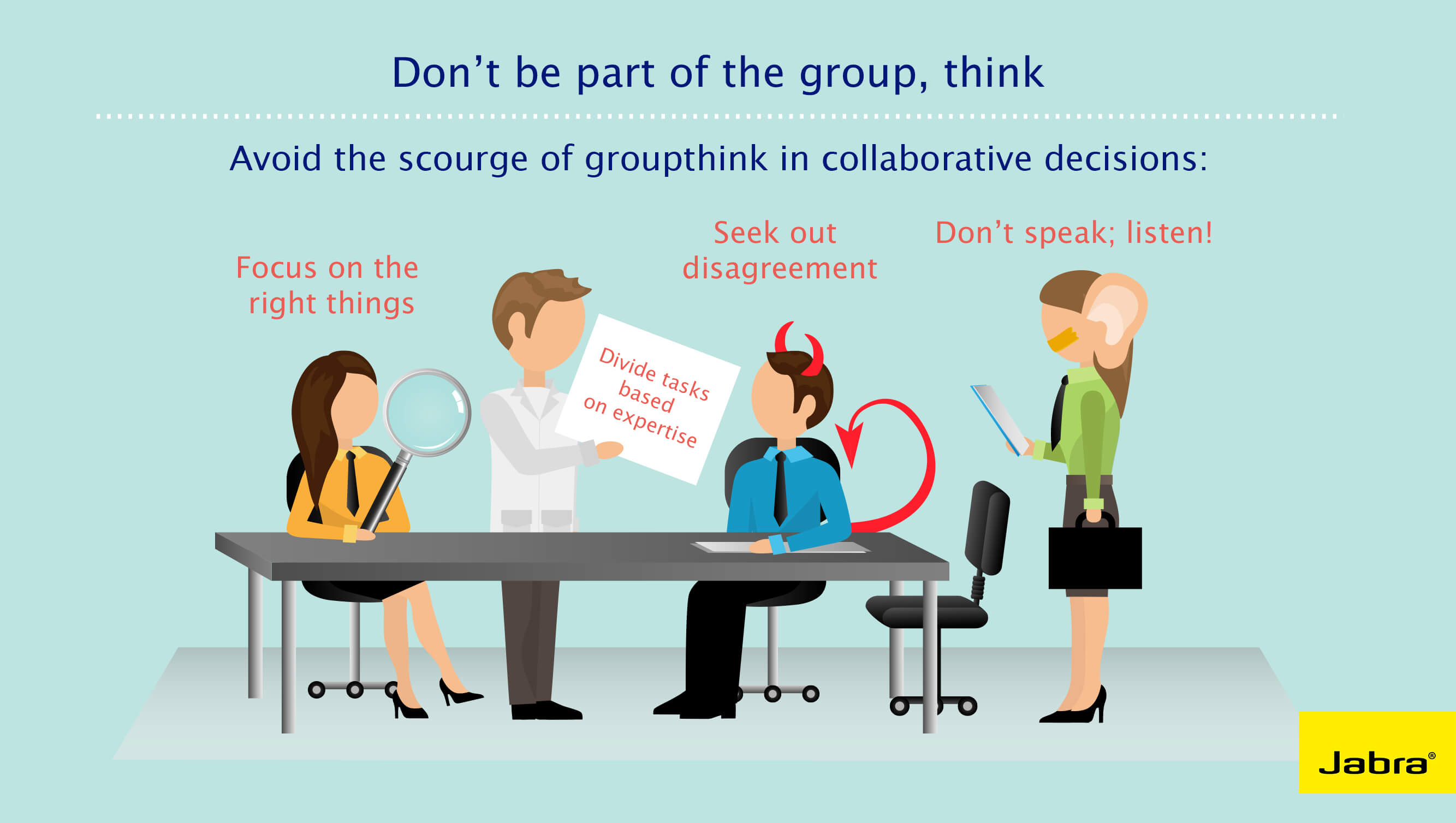 groupthink examples In groupthink, janis defined groupthink as: a quick and numerous examples from business will immediately come to the reader's mind.
