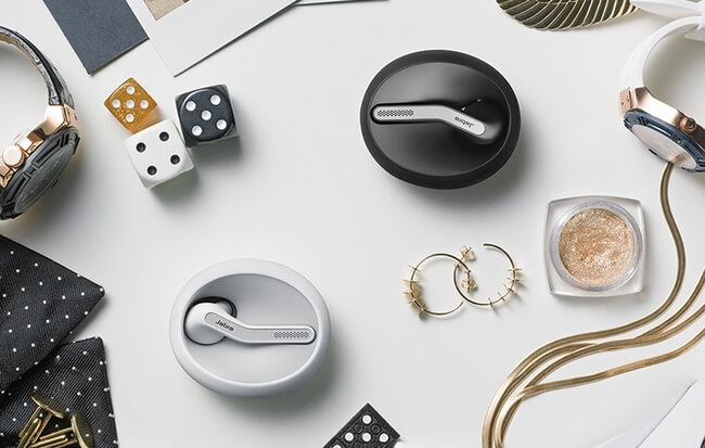 Jabra Eclipse Black and White