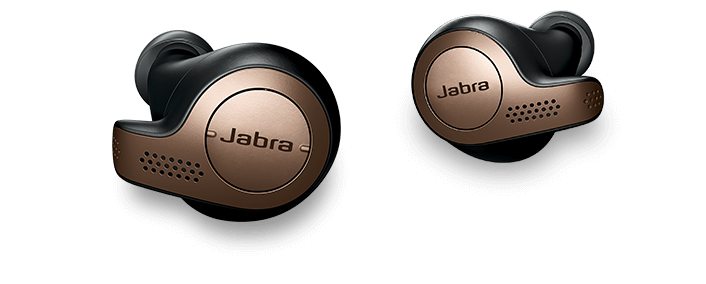 Jabra Elite 75t Black
