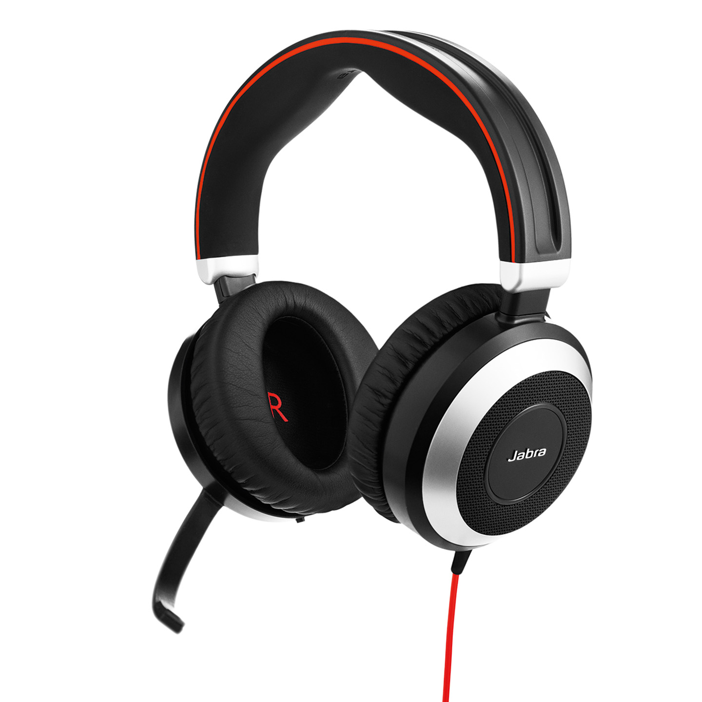 Pc Headset Jabra Evolve 80 Uc Ms Stereo