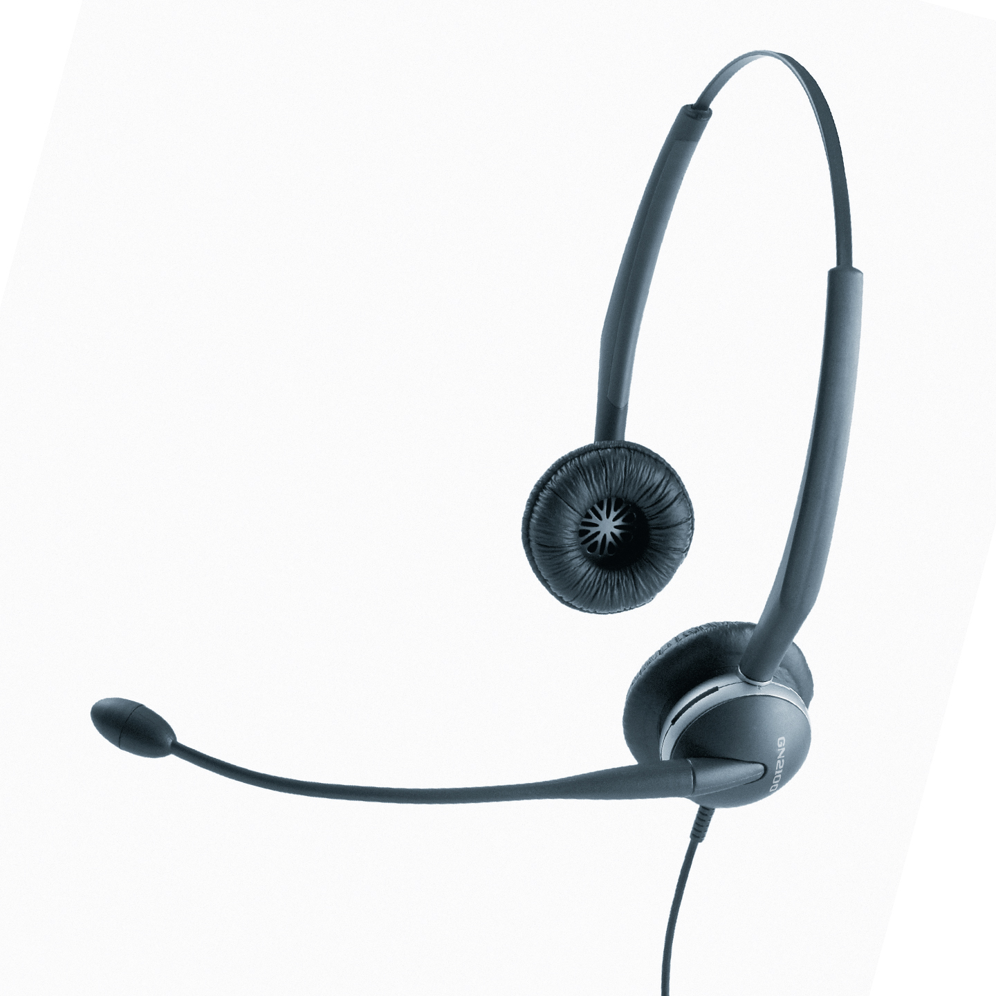 Wired Headset Jabra Biz 2400 Duo Wb Balance: Wired Headset, Jabra GN2125 Duo, Noise Canceling