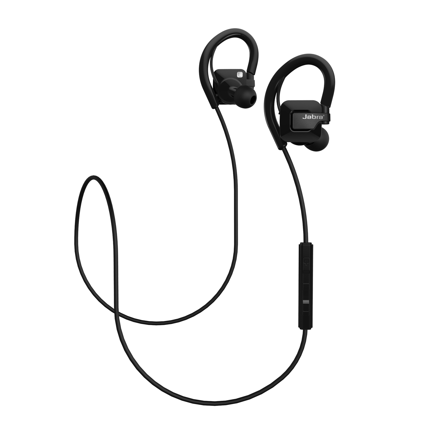jabra step wireless headset with bluetooth stereo. Black Bedroom Furniture Sets. Home Design Ideas